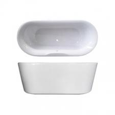 Budapest Seamless F/S Bath 1700 x 780mm White