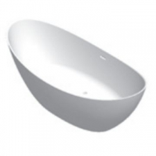 Rio - Baths - Freestanding - Pearl White