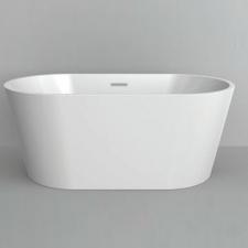 River Range - Kunene - Baths - Freestanding - White