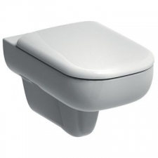 Geberit - Smyle - Toilets - Wall-Hung - White